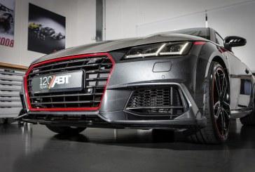ABT TT / TTS 120 years – Une édition limitée à 40 exemplaires de l'Audi TT & TTS
