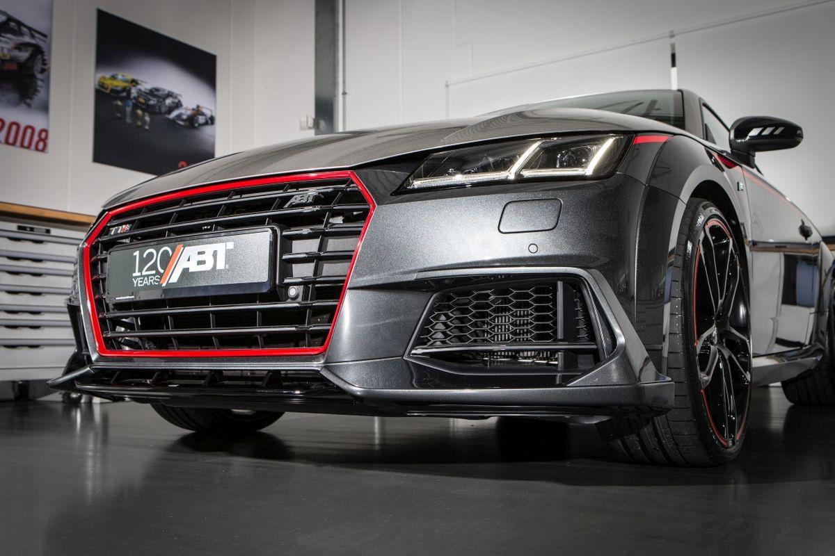 ABT TT / TTS 120 years - Une édition limitée à 40 exemplaires de l'Audi TT & TTS