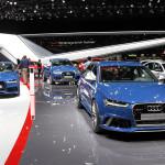 Genève 2016 – La gamme Performance par Audi Sport
