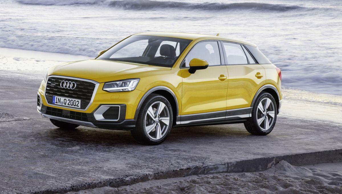Audi Q2 - Un SUV urbain, agile, au nouveau design