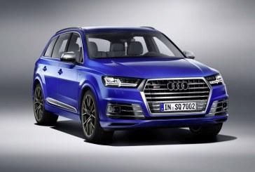 [Maj] Audi SQ7 TDI – La version sportive  du Q7 à la pointe de l'innovation