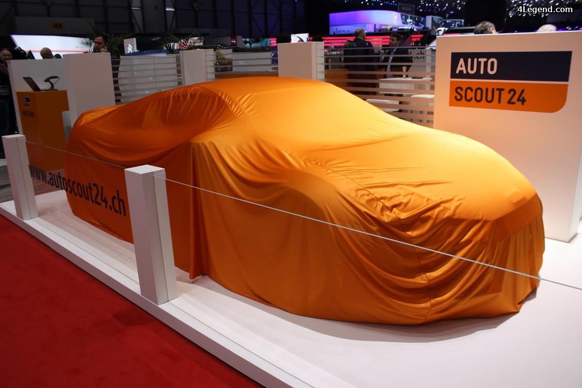 Genève 2016 - Audi R8 V10 plus rouge Dynamite