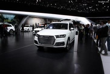 Genève 2016 – Audi SQ7