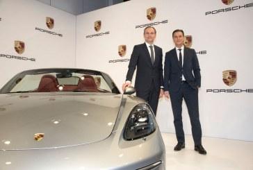 Porsche a augmenté ses revenus et ses profits de 25 % en 2015