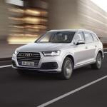 Hausse des ventes européennes d'Audi de 8.1% en Février 2016