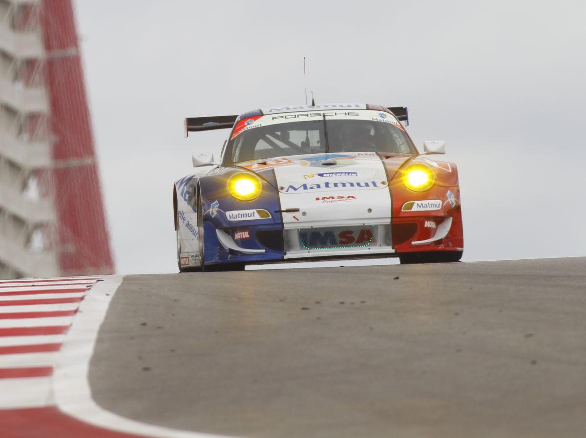 La Porsche 911 GT3-RSR entre dans la collection officielle de l'ACO
