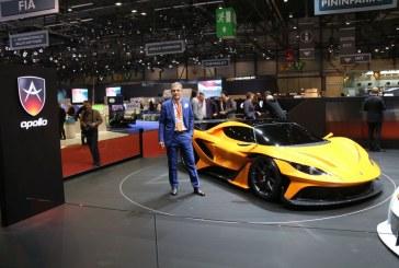 Genève 2016 – Apollo Arrow & Apollo N Limited Edition