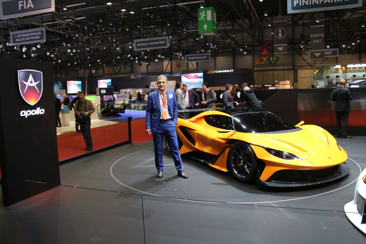 Genève 2016 - Apollo Arrow & Apollo N Limited Edition