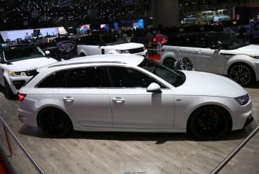 Genève 2016 – Kit carrosserie Caractere pour Audi A4 Avant B9