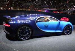 Genève 2016 – Bugatti Chiron