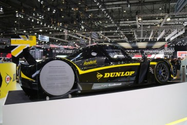 Genève 2016 – Nouveau pneu UHP Dunlop Sport Maxx RT2