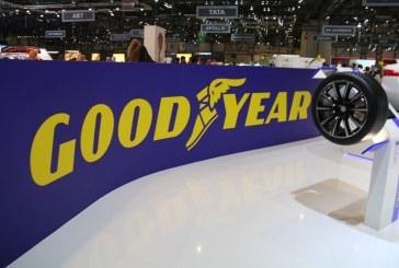 Genève 2016 – Nouveau pneu Goodyear Eagle F1 Asymmetric 3