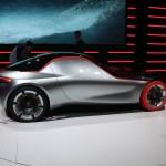 Genève 2016 – Des pneus design Hankook sur l'Opel GT Concept