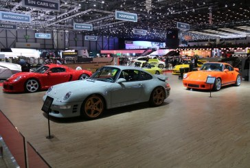 Genève 2016 – Stand Ruf Automobile avec de belles nouveautés