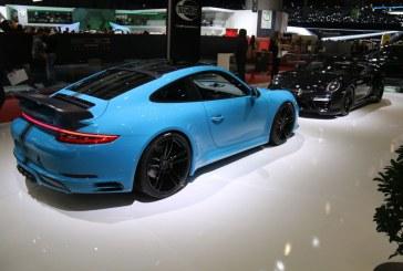 Genève 2015 – Nouveautés Porsche by TECHART