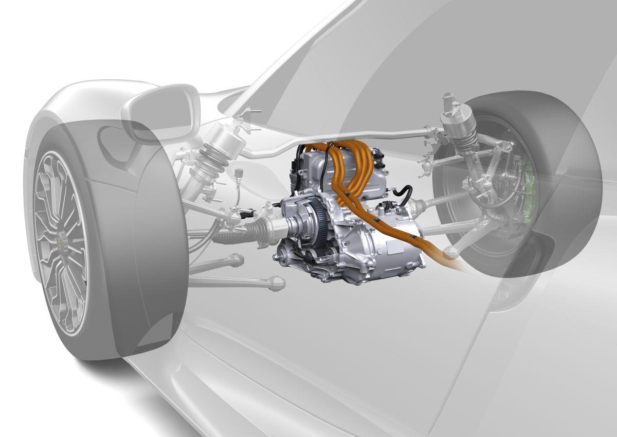 eAxle - GKN transfert la technologie de la Porsche 918 dans les voitures compactes