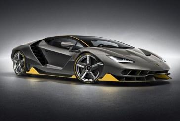 Lamborghini Centenario – Une Hypercar produite à 40 exemplaires seulement
