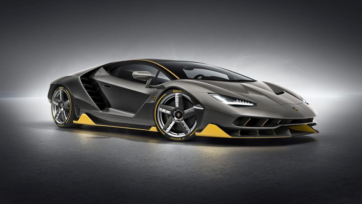 Lamborghini Centenario - Une Hypercar produite à 40 exemplaires seulement