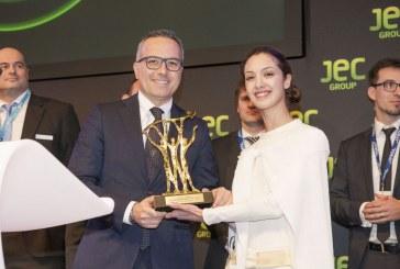 Lamborghini remporte le prix de l'innovation au JEC Composites 2016