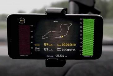 Lamborghini Track and Play – Une télémétrie embarquée pour la conduite sur circuit