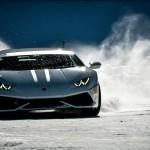 Un gros succès pour le programme 2016 de la Lamborghini Winter Accademia