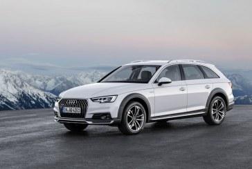 Ouverture des commandes de la nouvelle Audi A4 allroad