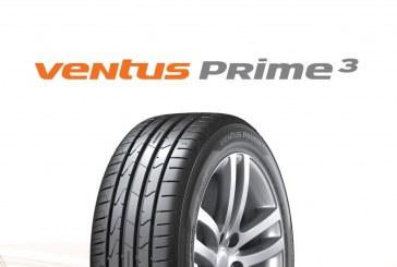Hankook Ventus Prime³ – Un nouveau pneu confort haut de gamme