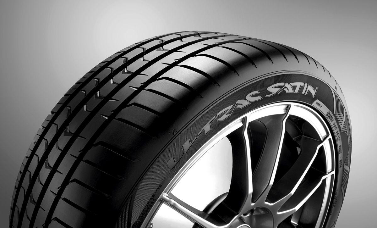 Genève 2016 - Vredestein Ultrac Satin - Un nouveau pneu été haut de gamme