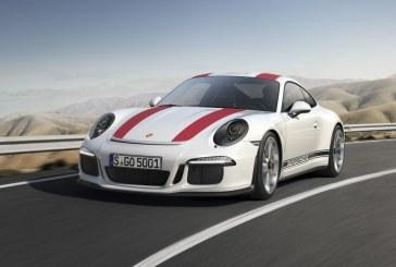 Porsche 911 R – Limitée à 991 exemplaires et ultra allégée