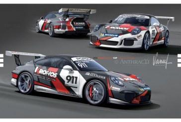 Le Kronos Porsche Centre de Gembloux alignera Didier Van Dalen en Porsche GT3 Cup Challenge Benelux lors de l'épreuve de Spa-Francorchamps