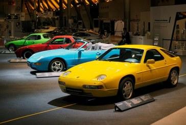 Salon Retro Classics 2016 – Porsche fête les 40 ans des Porsche à moteur avant :  924, 928, 968, 944