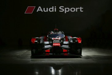 Live – Présentation de la nouvelle Audi R18 le 22/03/2016 à 14h00
