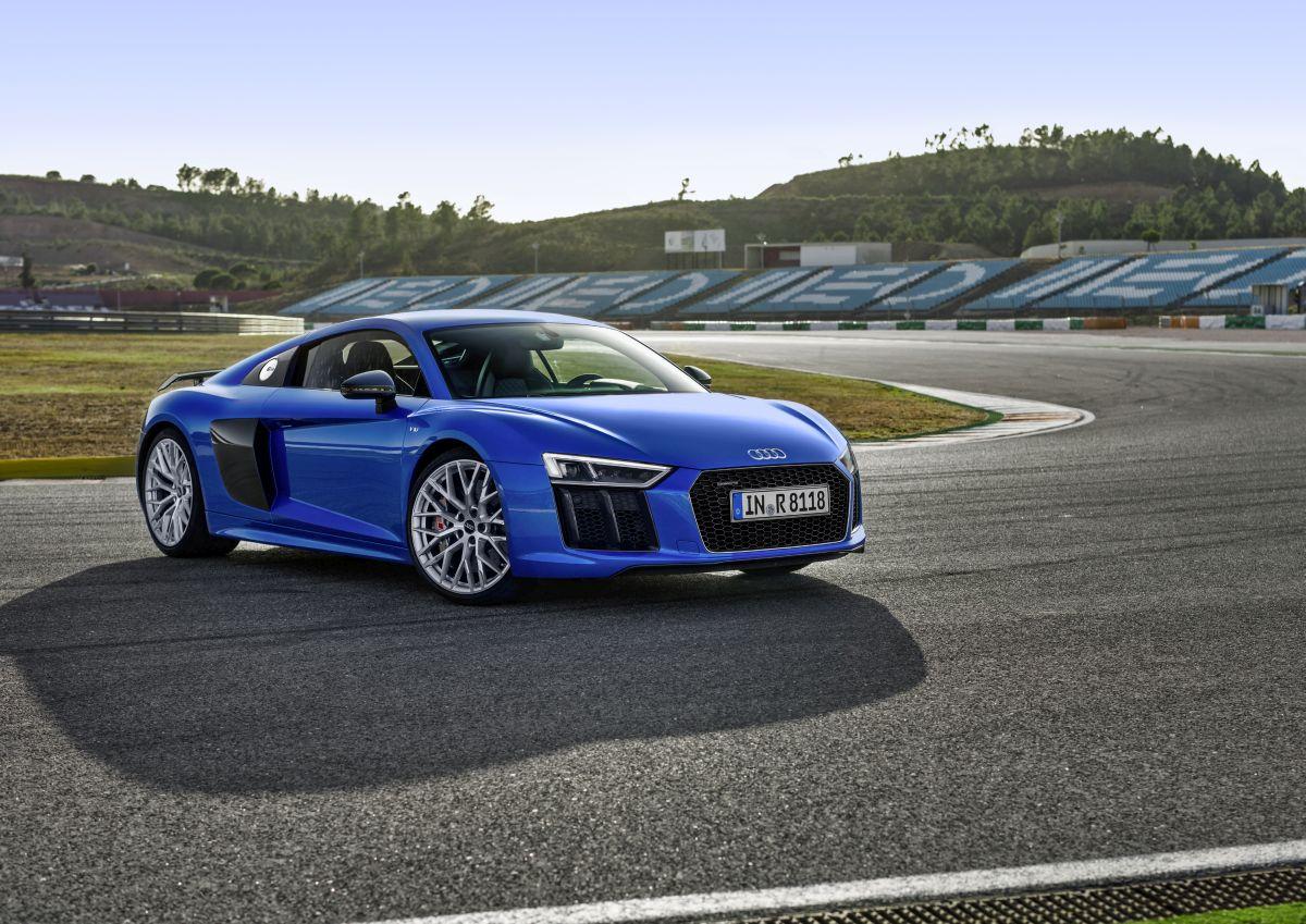 L'Audi R8 reçoit une nouvelle fois le prix