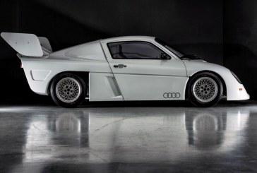 Audi Tradition expose des modèles rares au Techno Classica 2016