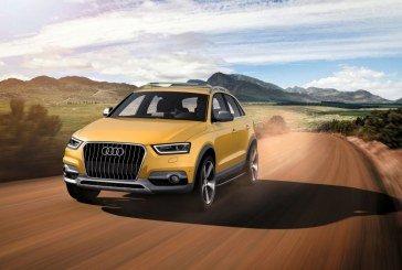 Audi Q3 Jinlong Yufeng concept de 2012