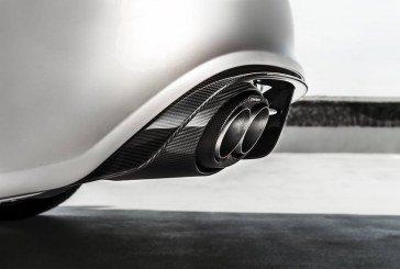 Nouvel échappement Audi Sport RS titanium by Akrapovič pour Audi RS 6 perfromance et RS 7 performance