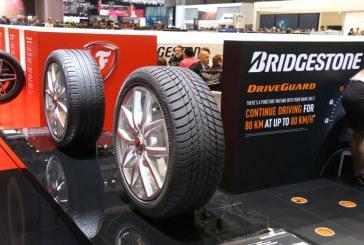 Genève 2016 – Bridgestone est présent aux côtés de Firestone avec des nouveautés