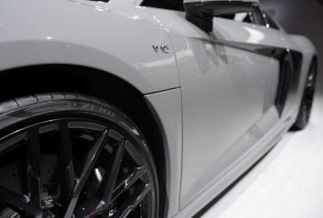 Genève 2016 – Pirelli réduit le poids de ses pneus P Zero pour l'Audi R8 Spyder