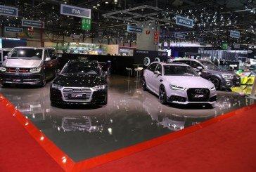 Genève 2016 – Nouveautés Audi ABT – RS6 «1 of 12», AS4 Avant, QS7