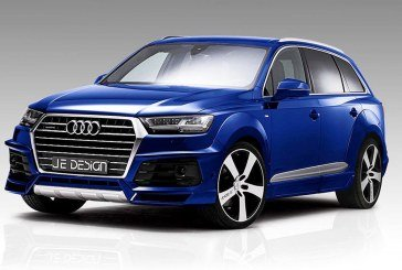 Nouvelles préparations JE DESIGN pour les Audi Q7 et SQ7