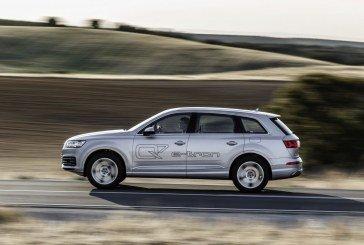 Ouverture en France des commandes de l'Audi Q7 e-tron 3.0 TDI quattro