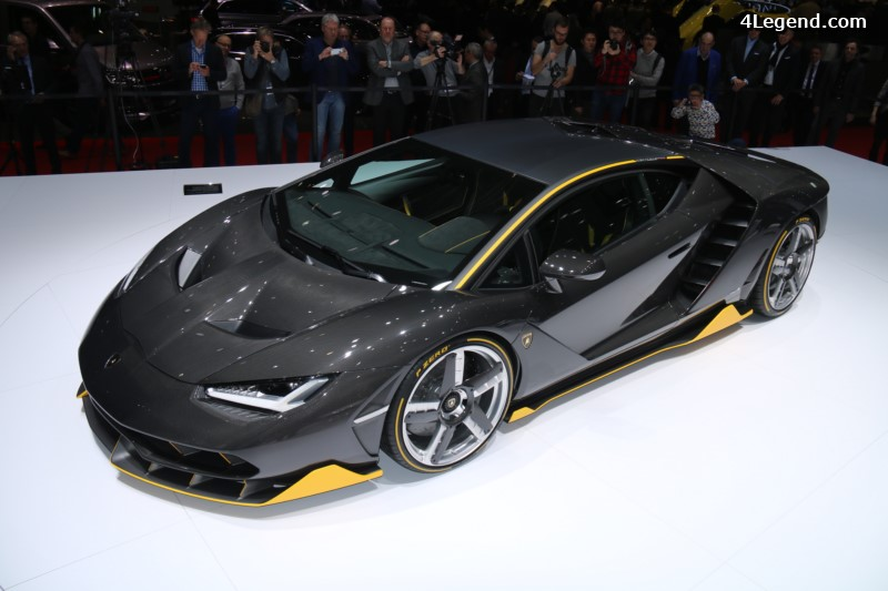 gen ve 2016 lamborghini centenario lp 770 4 20 coup s 20 roadsters. Black Bedroom Furniture Sets. Home Design Ideas