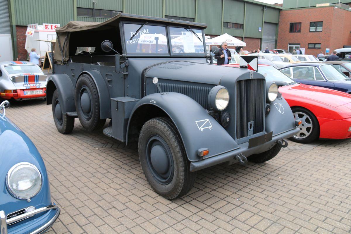Techno Classica 2016 - Horch 901 Kfz.15 de 1939