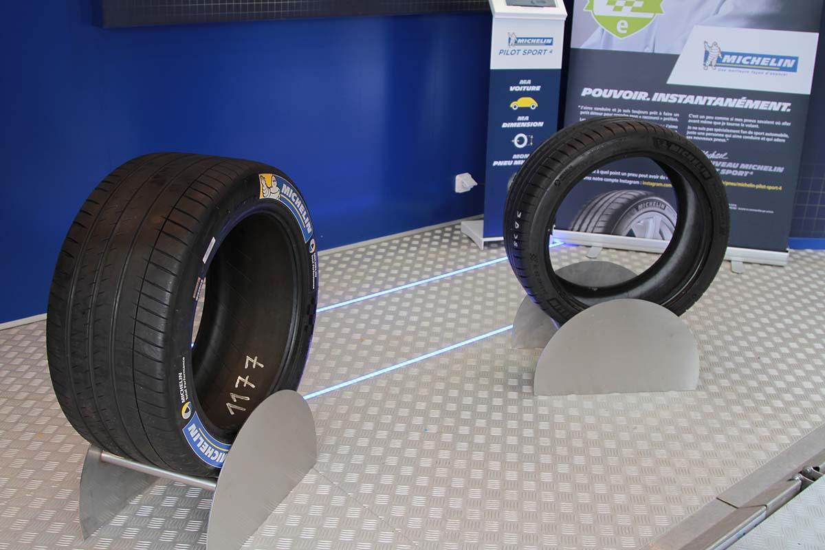 Road trip en Michelin Pilot sport 4