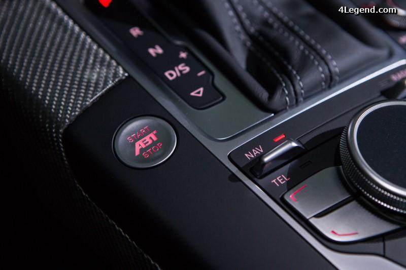abt propose un intercooler sur son audi rs3 et une puissance de 450 ch. Black Bedroom Furniture Sets. Home Design Ideas
