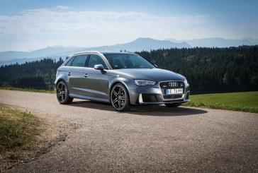 ABT propose un intercooler sur son Audi RS3 et une puissance de 450 ch