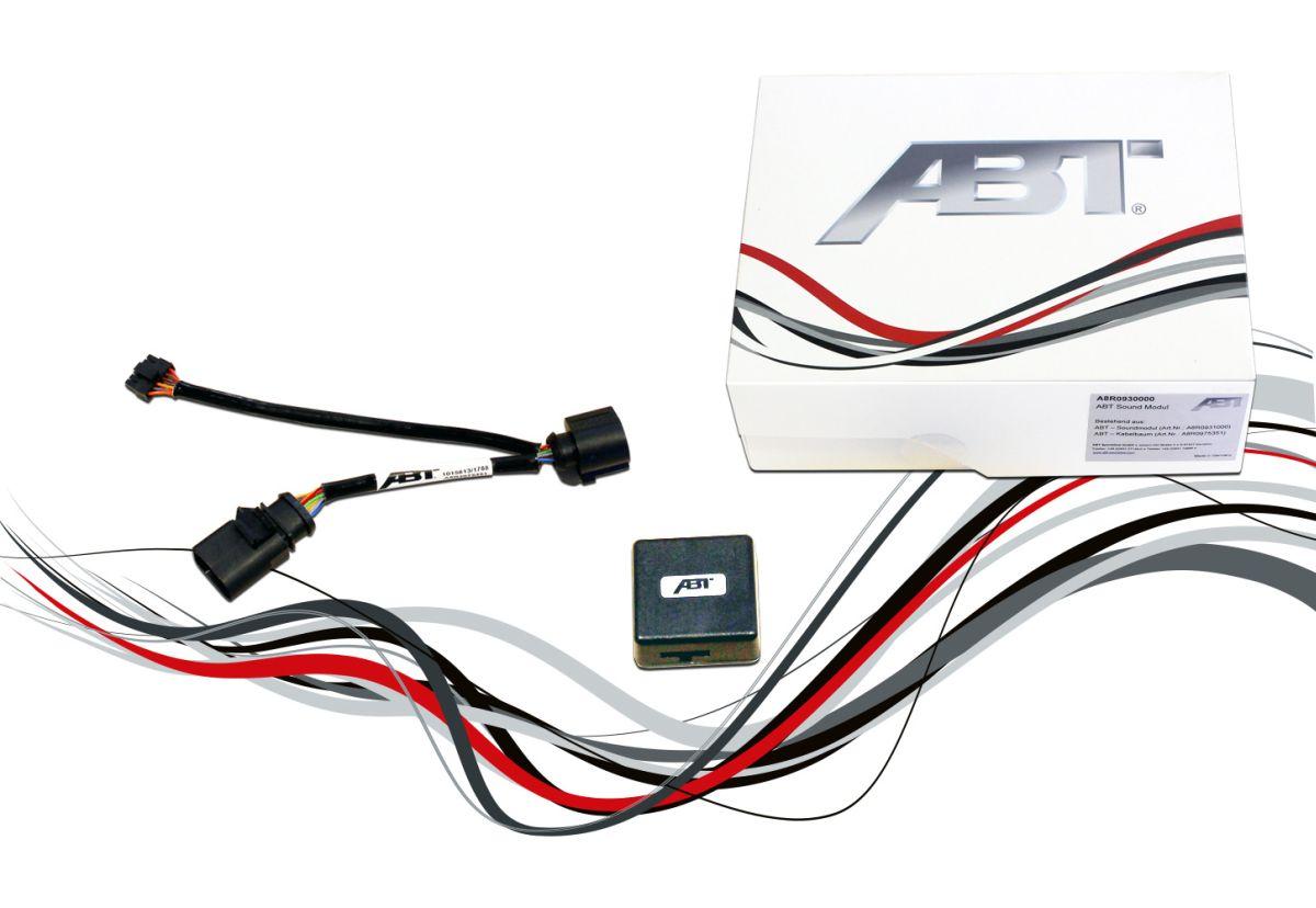 ABT Sound Control - Améliorez le son de vos Audi SQ5, A6 et A7 TDI
