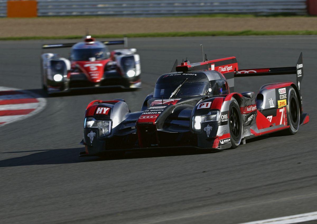 WEC - Audi fait appel de la décision de la FIA suite aux 6 Heures de Silverstone 2016