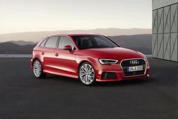 Audi A3 restylée – Des nouvelles technologies pour le bestseller des compactes