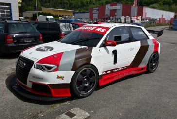 Audi A3 RS V8 quattro – Une Audi A3 V8 unique à vendre en Suisse